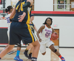 Lady Stormers dominate in home opener