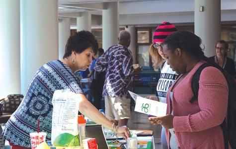 Resource Fair connects students and the community