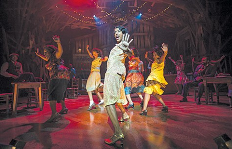 'The Color Purple' retells rich story on Rep stage