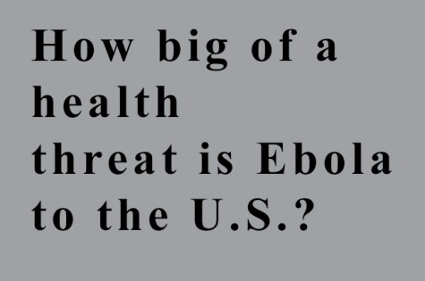 How big of a health threat is Ebola to the U.S.?