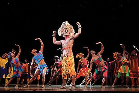 'Lion King' costumes roar with excitement and originality
