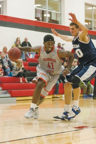 Men's team triumphs over College of Lake County