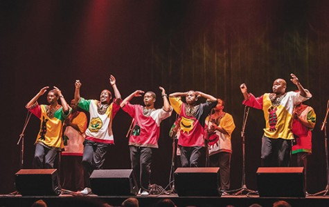 Ladysmith Black Mambazo harmonizes for peace