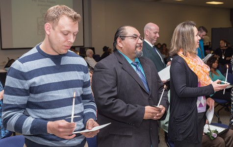 PTK induction ceremony honors new members