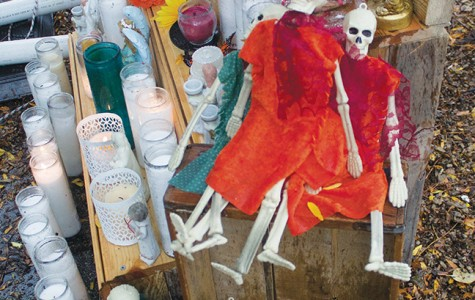 Milwaukee celebrates the Day of the Dead Festivities