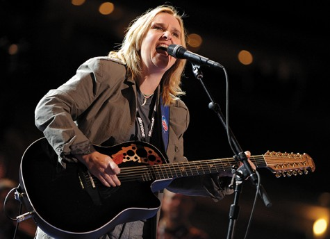 It's all about Melissa Etheridge