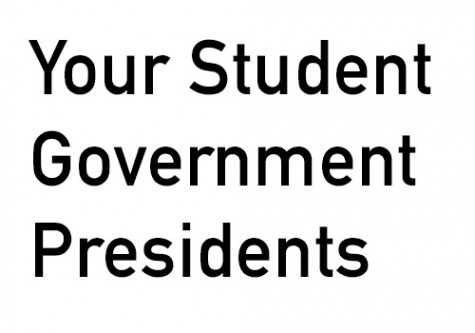 Your Student Government presidents