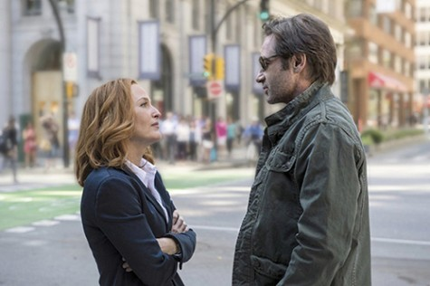 'X-Files' is eerie addition to wave of series revivals