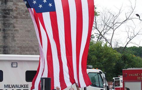 Oak Creek hosts 9/11 commemoration ceremony and Fireman 101 Expo