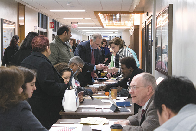 Naturalization ceremony hosted at MATC