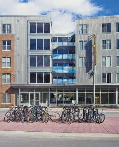 UWM dorms available to MATC students