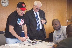 Veterans service recognized at special luncheon
