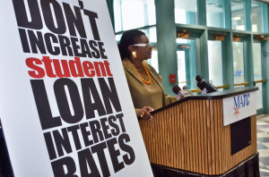 Impending interest rates doubled