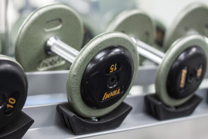 No more gym fees: Students inherit new fitness center