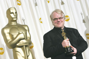 Philip Seymour Hoffman could be anyone