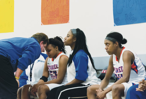 Women lose final home game to No. 1 Rock Valley