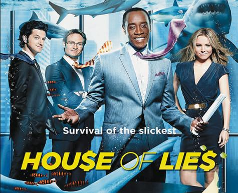 'House of Lies' soundtrack, wonderful compilation of music