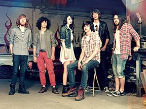 Sleeper Agent will appear at the RAVE on April 11.