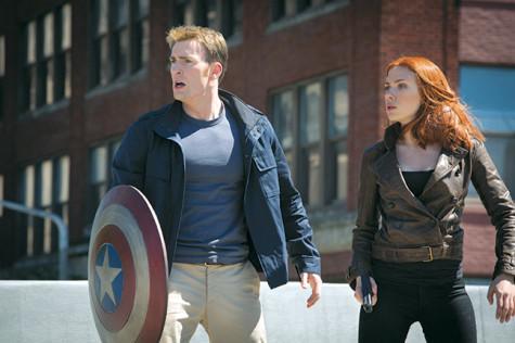 Captain America 2: The Winter Soldier
