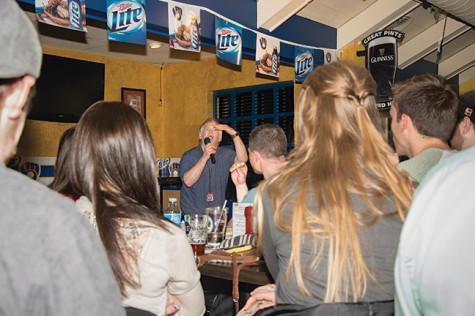 Tutoring Club presents Comedy Night