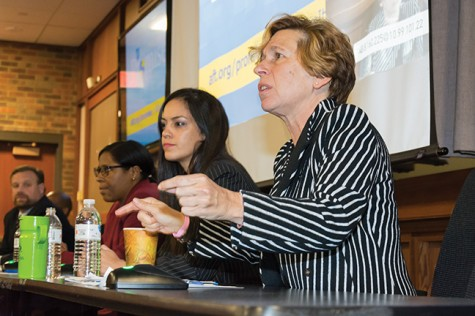 Student debt forum nominates a fix for crisis