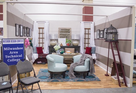 Show offs! Interior Design program students compete at annual event