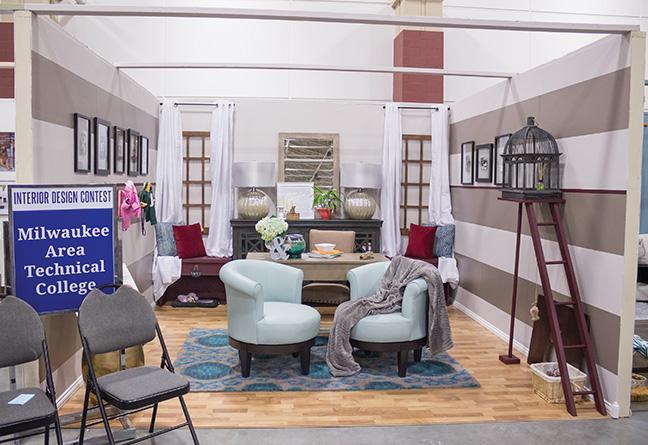 Interior Design Program Students Compete At Annual Event