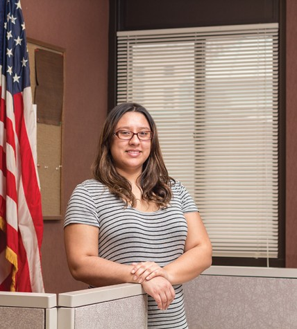 MATC Downtown campus elects new president, Elva Marie Soto.