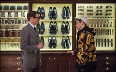 'Kingsman' is a flashy and violent thrill ride