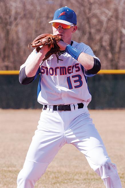 Stormer shortstop Alex Wurm.