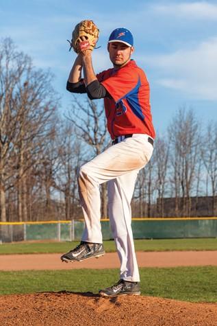 Baseball player profile