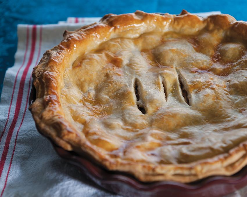 Kirsten's Apple Pie