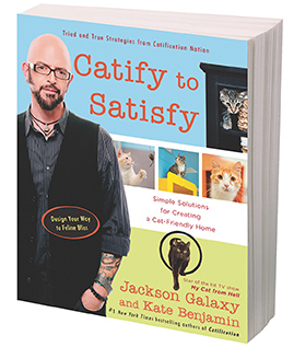Turner Hall purrs to Cat Daddy, Jackson Galaxy
