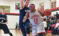Men's basketball season ends with winning record