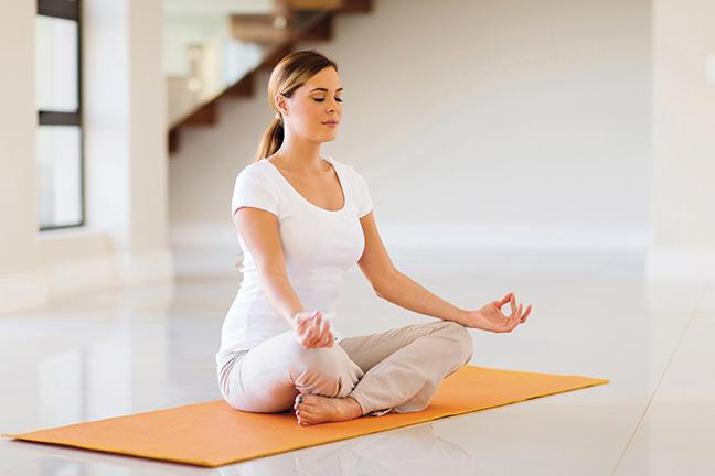 Meditation has been known to help combat anxiety and depression, improve memory, lower blood pressure and more.