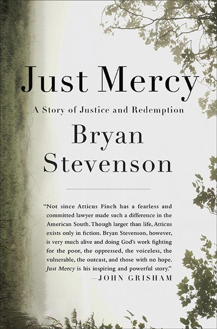 Stevenson discusses fairness and redemption in the justice system