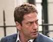 """Gerard Butler and Aaron Eckhart in """"London Has Fallen."""" (David Appleby)"""