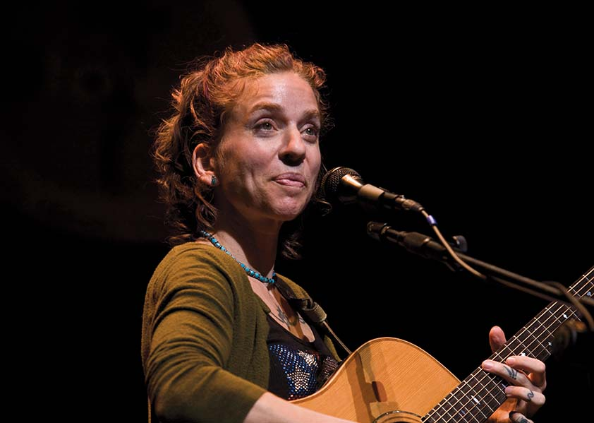 DiFranco engages crowd at Turner Hall