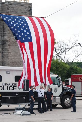 Oak Creek hosts 9/11 commemoration ceremony and Fireman 101 Expo