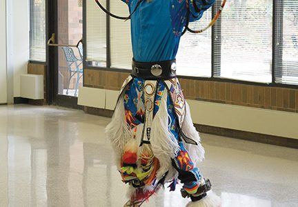 Native American dancers wow Mequon crowd