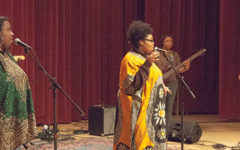 Music department celebrates Black History Month in style