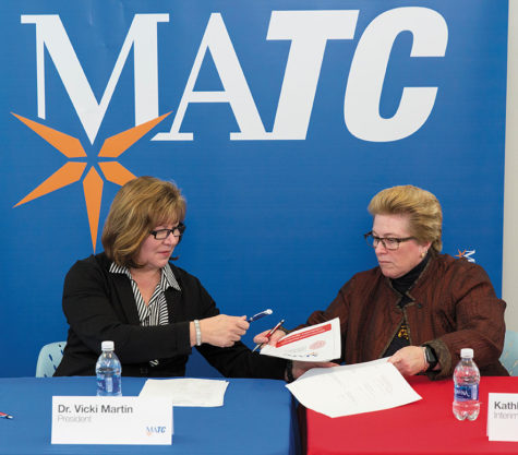 MATC,Stritch plan to cut the nursing shortage down to size