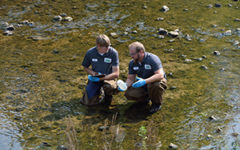 Environmental Health and Water Quality Technology program celebrates 50 years