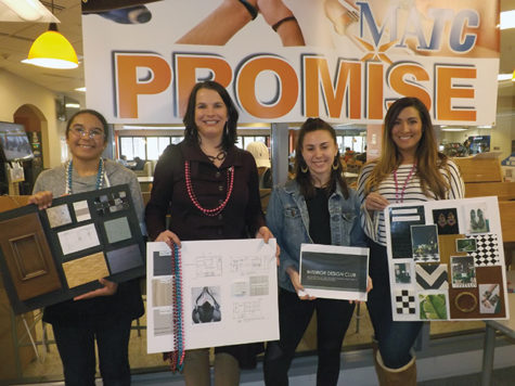 Students showcase design talent