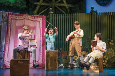 'Finding Neverland' is fun for all ages