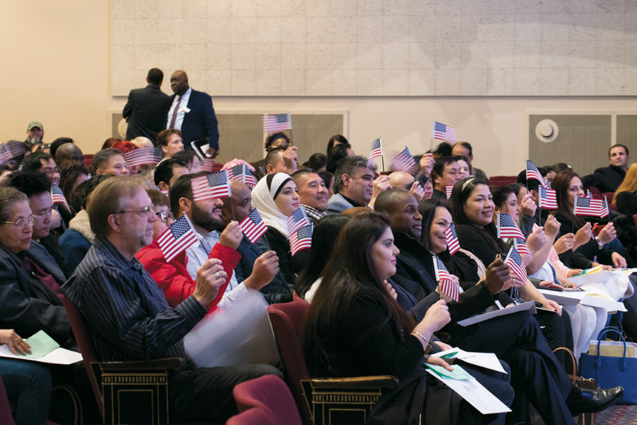 MATC hosts naturalization ceremony