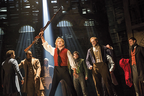 'Les Misérables,' the revolution we've been waiting for