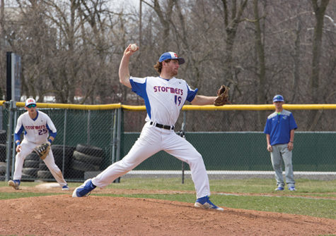 Stormers fall in doubleheader