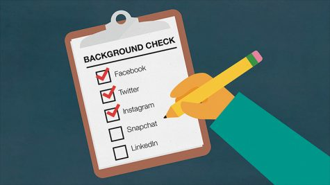 Employers shouldn't check social media of potential candidates or current staff.