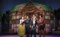 'Something Rotten!' takes the stage